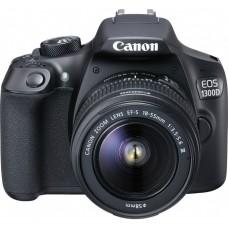 Canon EOS 1300D BODY (W/ 18-55 IS III) Black [ONLINE PRICE]