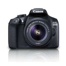 Canon EOS 1300D BODY (W/ 18-55 IS II) Black [ONLINE PRICE]