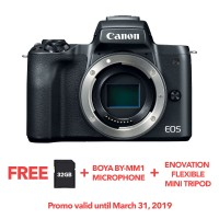 CANON EOS M50 BLACK (BODY)