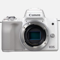 CANON EOS M50 WHITE (BODY)