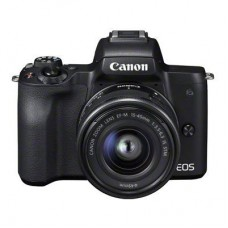 CANON EOS M50 with 15-45mm Lens (BLACK) [ONLINE PRICE]