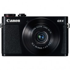 Canon PowerShot G9 X Black [SALE / NO WARRANTY]