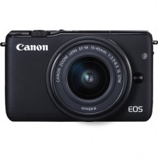 Canon EOS M10 with 15-45mm Black [ONLINE PRICE]