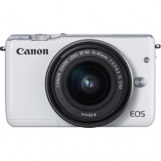 Canon EOS M10 with 15-45mm White (LIMITED EDITION POKEMON BUNDLE KIT) [ONLINE PRICE]