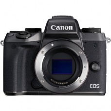 Canon EOS M5 (Body) [ONLINE PRICE] [FREE MOUNT ADAPTER, EXTRA BATTERY, EFM 28MM, REGULAR E-GC via CANON RED APP]