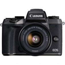 Canon EOS M5 with 15-45mm Kit