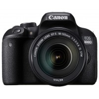 CANON EOS 800D DSLR 18-135 IS STM KIT