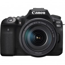 CANON EOS 90D DSLR WITH 18-135MM KIT