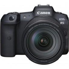 CANON EOS R5 W/ RF 24-105MM F4L IS USM KIT