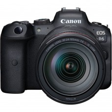 CANON EOS R6 W/ RF 24-105MM F4L IS USM KIT
