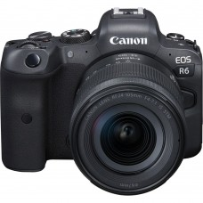 CANON EOS R6 W/ RF 24-105MM F4-7.1 IS STM KIT