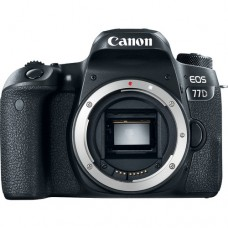 Canon EOS 77D DSLR (Body) [ONLINE PRICE] - [Out of Stock]