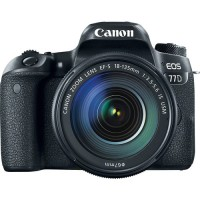 CANON EOS 77D DSLR 18-135MM KIT
