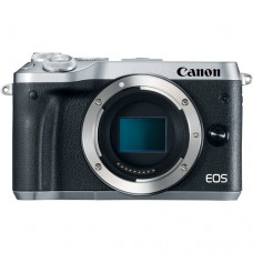 CANON EOS M6 BODY ONLY SILVER [SALE]