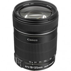 Canon EF-S 18-135mm F3.5-5.6 IS STM DISPLAY UNIT [NO BOX - CLEARANCE SALE / 7 DAYS WARRANTY]