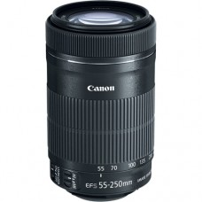 Canon EF-S 55-250mm ƒ/4-5.6 IS STM