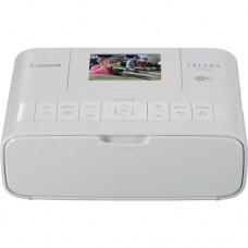 Canon SELPHY CP1200 Wireless Compact Photo Printer (White) [ONLINE PRICE]