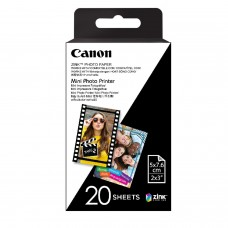 CANON 2X3 ZINK PHOTO PAPER 20'S