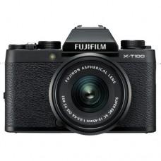 FUJIFILM DIGITAL CAMERA X-T100 BLACK (W/15-45)