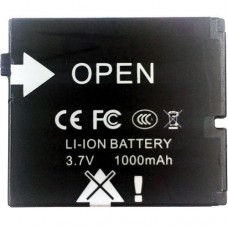 AEE 1000MAH LI-ION BATTERY FOR AEE SD21 [CLEARANCE SALE / NO WARRANTY]