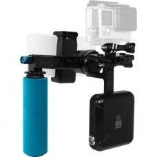 Big Balance Bronco B01 Single-Axis Handheld Gimbal Stabilizer for Smartphones and Action Cameras [CLEARANCE SALE, SOFT PADDED HANDLE NOT INCLUDED, NO WARRANTY]