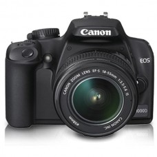 Canon EOS 1000D Kit with 18-55mm  [CLEARANCE SALE, NO WARRANTY]