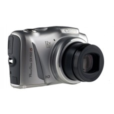 Canon PowerShot SX150 Silver [CLEARANCE SALE, NO WARRANTY, BATTERY NOT INCLUDED. Battery for camera is 2 AA's]