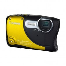 Canon PowerShot D20 Yellow [CLEARANCE SALE, NO WARRANTY]