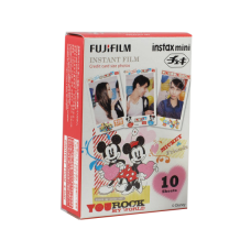 Instax Mini Film MICKEY MOUSE 10s - EXPIRED [CLEARANCE SALE]