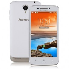 LENOVO S650 SMARTPHONE WHITE  [CLEARANCE SALE, NO WARRANTY]