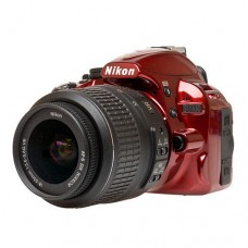 Nikon D3100 with 18-55mm KIT RED [CLEARANCE SALE, NO WARRANTY]