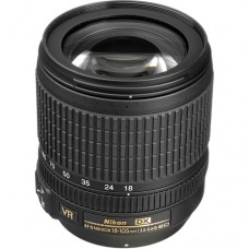 NIKON AFS DX LENS 18-105MM F3.5-5.6G ED VR [SALE. 1MO WARRANTY]