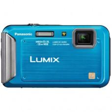 Panasonic Lumix DMC-TS20 Blue [CLEARANCE SALE, NO WARRANTY]