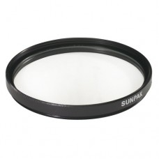 Sunpak MC UV Filter 62MM [CLEARANCE SALE, NO WARRANTY]