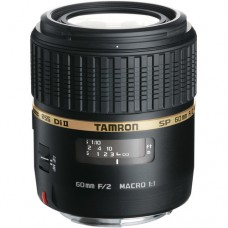 TAMRON LENS SP AF60mm F/2 Di II MACRO FOR NIKON D [SALE. OPEN BOX. 7DAYS WARRANTY]