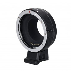 COMMLITE ELECTRONIC AF LENS MOUNT ADAPTER FROM EF LENS TO EOS-M CAMERA