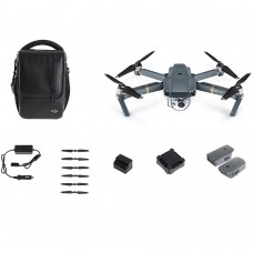 DJI Mavic Pro Fly More Combo [CLEARANCE SALE / DEMO UNIT/ 1 MONTH WARRANTY]