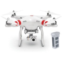 PHANTOM 2 VISION PLUS WITH EXTRA BATTERY SET [CLEARANCE SALE, NO WARRANTY]