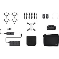 DJI Spark Fly More Combo - Alpine White [REFURBISHED. SALE. 2 MOS WARRANTY]