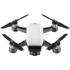 DJI Spark - Alpine White with Part 4 Remote Controller [ONLINE PRICE]