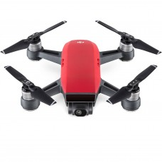 DJI Spark - Lava Red with Part 4 Remote Controller [ONLINE PRICE]