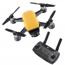 DJI Spark - Sunrise Yellow with Part 4 Remote Controller [ONLINE PRICE]