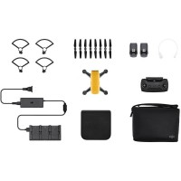DJI SPARK FLY MORE COMBO - SUNRISE YELLOW [SALE. REFURBISHED. 2MOS. WARRANTY]