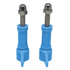 Enovation Colored Screw and Cap for GoPro HERO3+/3/2/1 Blue