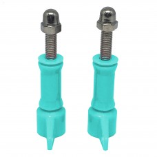 Enovation Colored Screw and Cap for GoPro HERO3+/3/2/1 Green