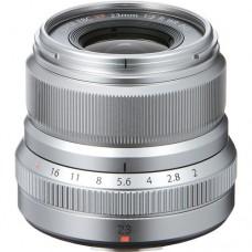 Fujinon XF 23mm F/2.0 WR Silver