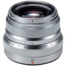 Fujinon XF 35mm F/2.0 WR (Silver)