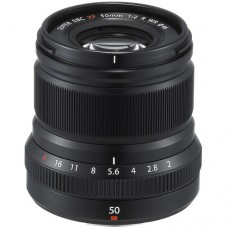 Fujinon XF 50mm F2 RW (Black)  [ONLINE PRICE] - [Out of Stock]
