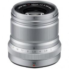 Fujinon XF 50mm F2 RW (Silver)