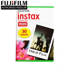 FUJIFILM INSTAX MINI FILM GLOSSY 30s